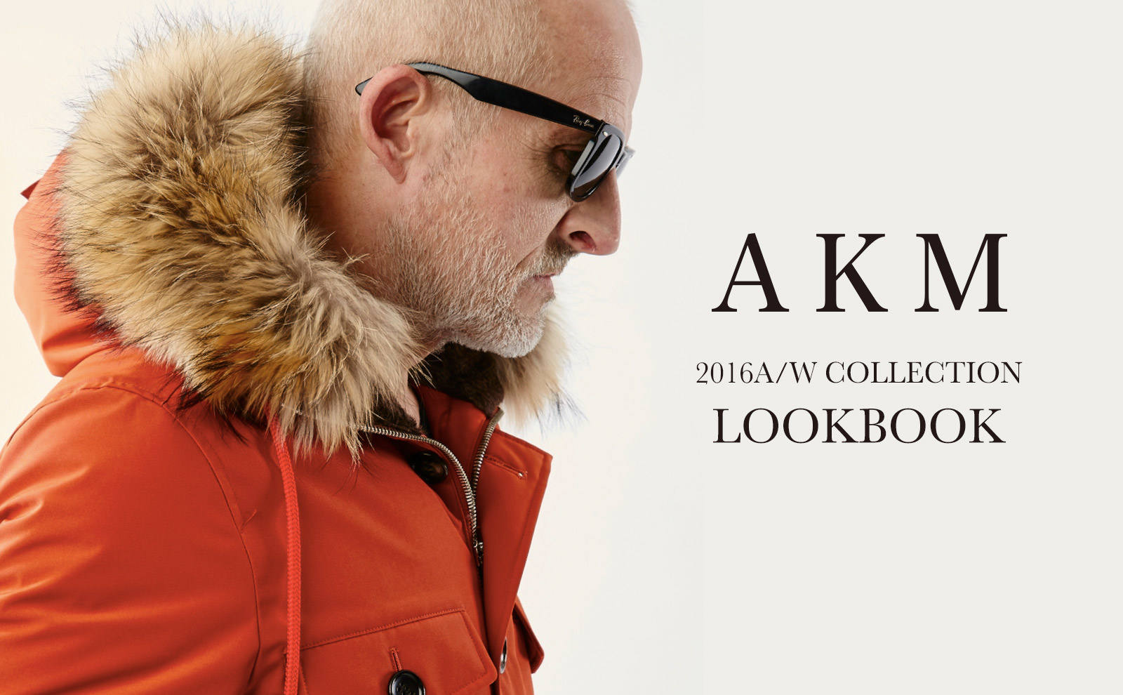 2016A/W Collection LOOKBOOK
