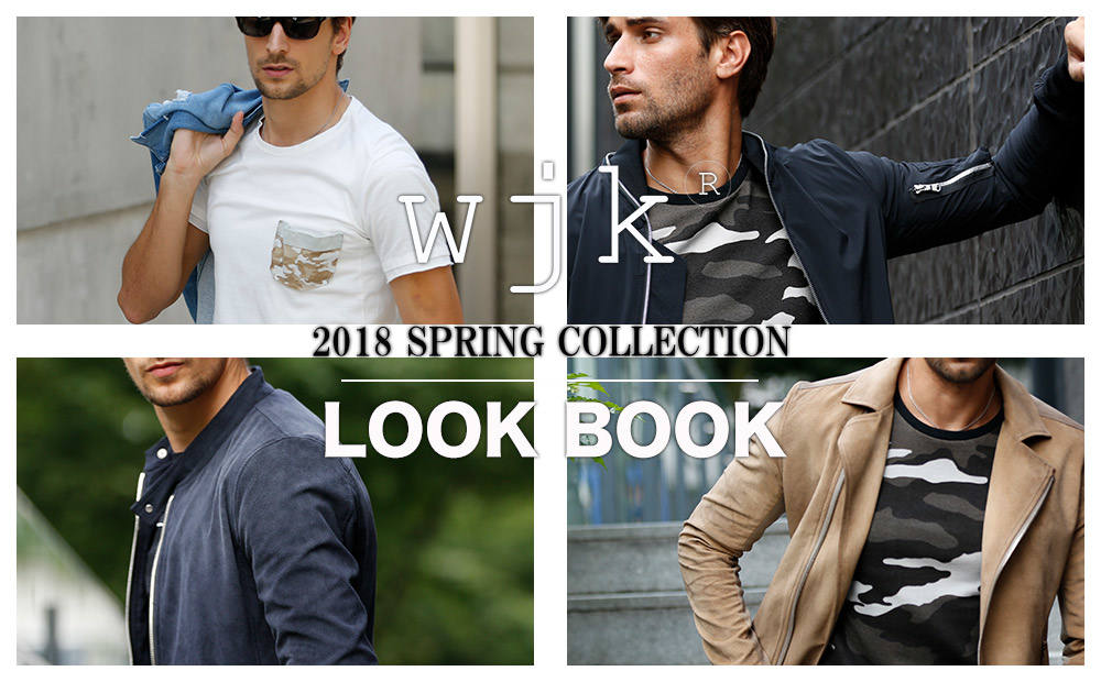 2018 SPRING COLLECTION LOOK BOOK