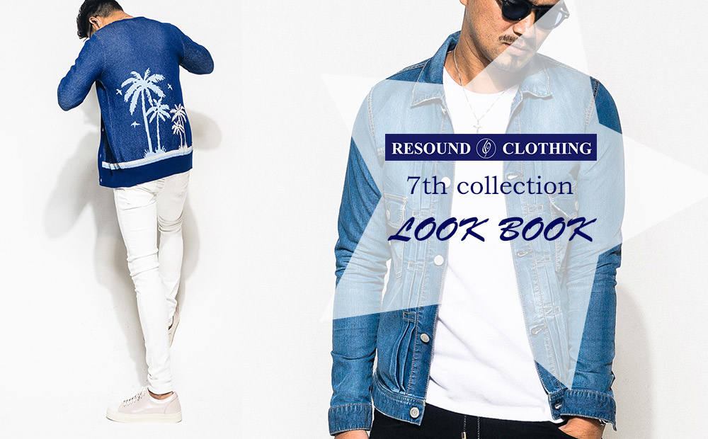 7th collection LOOK BOOK