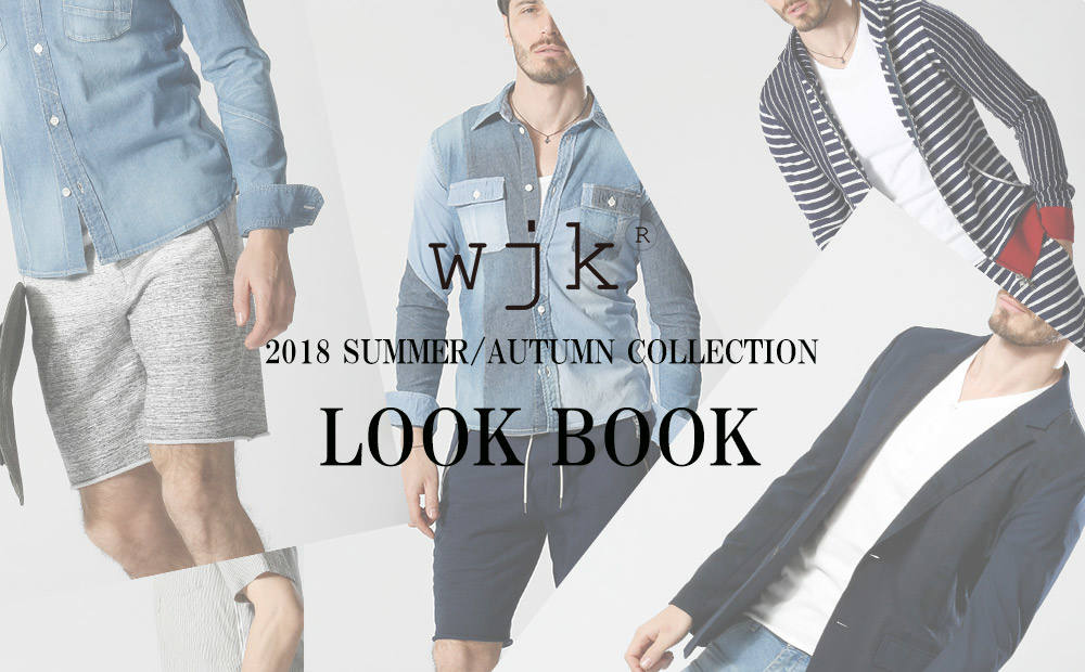 2018 SUMMER/AUTUMN COLLECTION LOOK BOOK