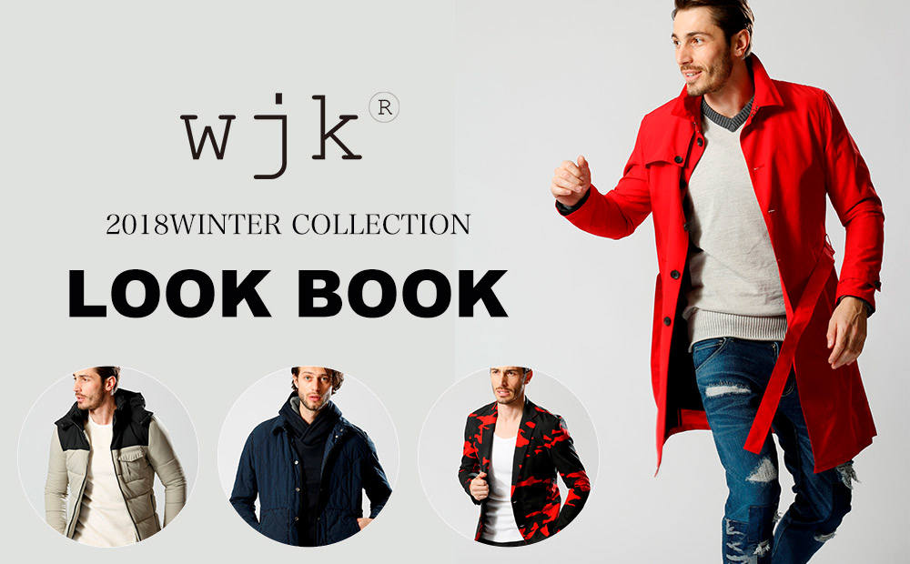 2018WINTER COLLECTION WEB カタログ