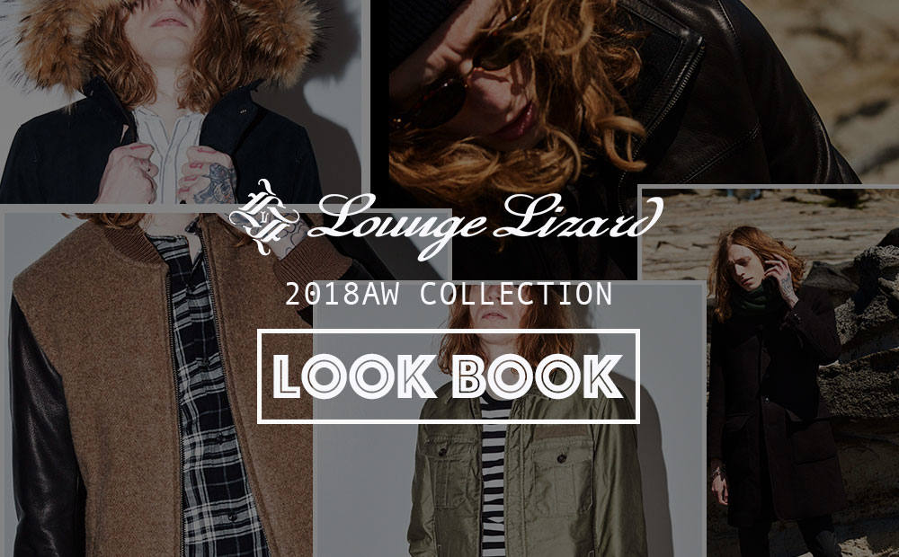2018AW COLLECTION LOOKBOOK