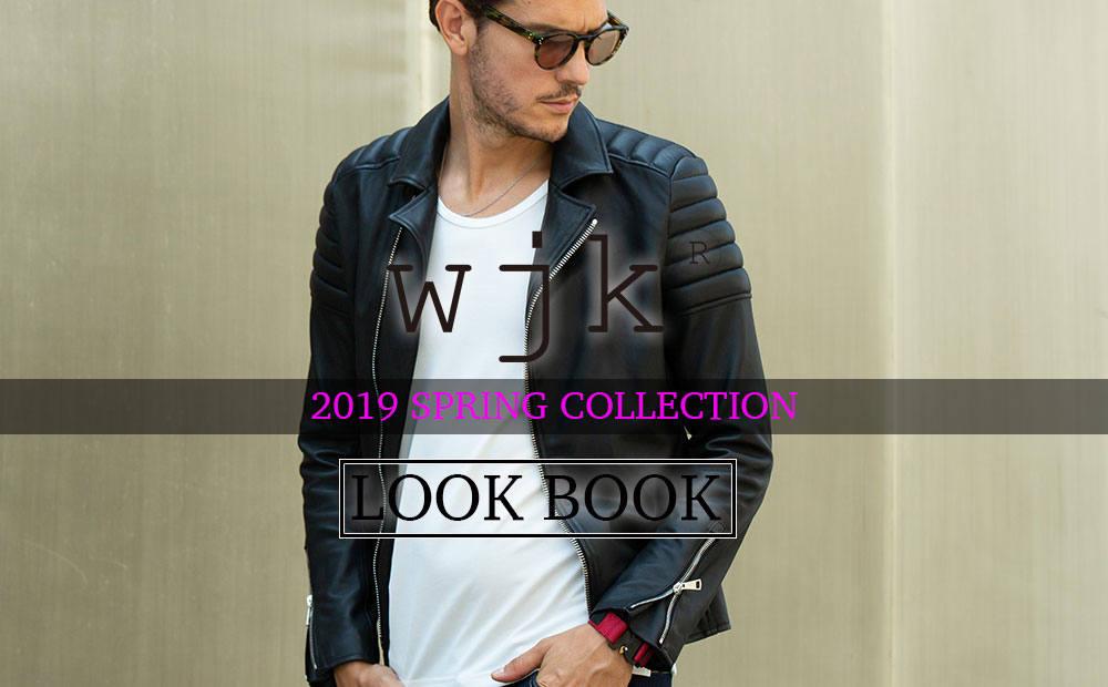 2019SPRING COLLCTION LOOK BOOK
