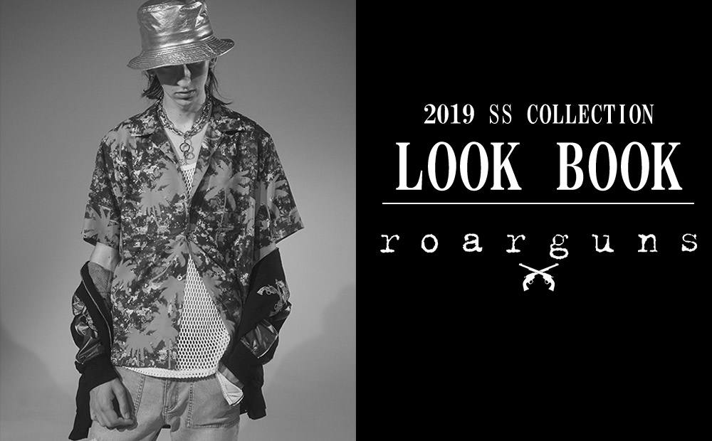 2019SS COLLECTION LOOK BOOK