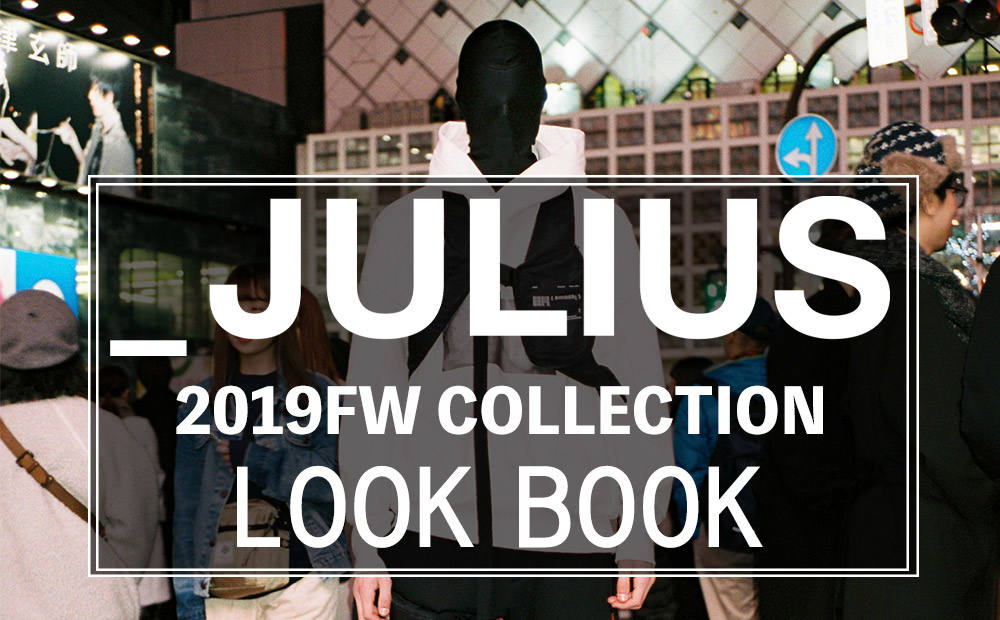2019FW COLLECTION LOOK BOOK