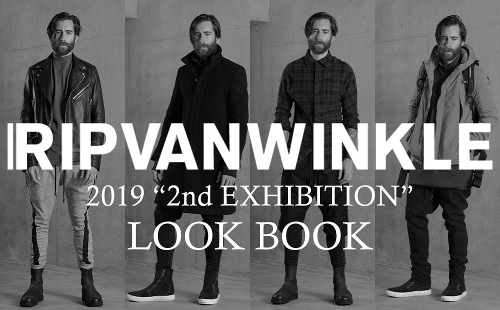 2019AW COLLECTION LOOKBOOK