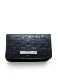 G Pattern Card Case / ブラック