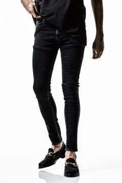 LOAD DENIM / BLACK A (12th)