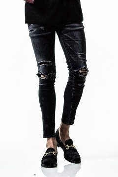 LOAD DENIM / BLACK B (11th)