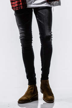 LOAD DENIM / BLACK B (12th)