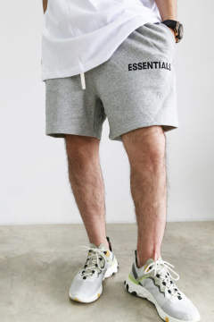 SWEAT SHORTS / グレー