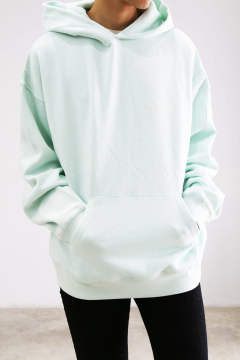 ONE POINT HOODIE / ミント