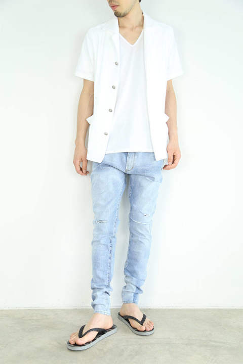 お客様リクエストコーデ 〜 RESOUND CLOTHING -LOAD DENIM / IND A (8th)- 〜