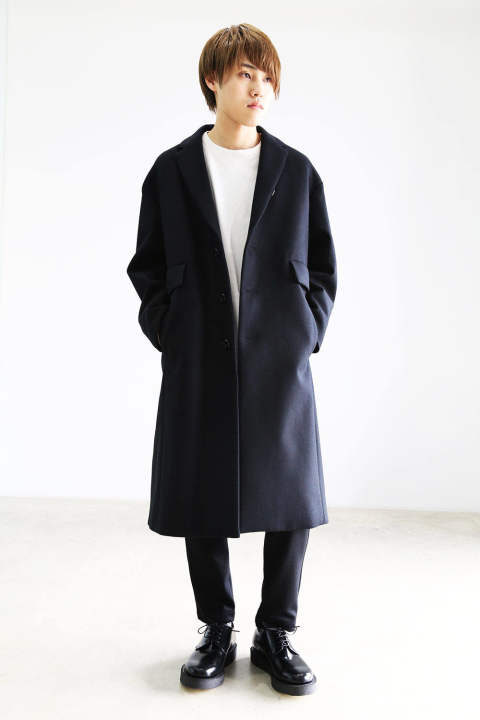 【ATTACHMENT×KAZUYUKI KUMAGAI】AUTUMN/WINTER STYLE